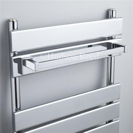 Hudson Reed - Magnetic Towel Rail - Chrome - ACC005