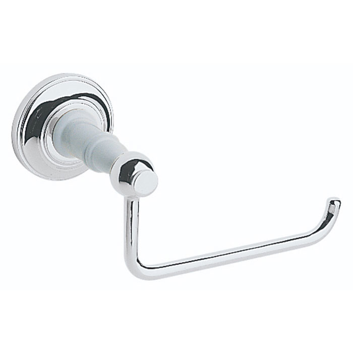 Heritage - Clifton Toilet Roll Holder - Chrome - ACC00