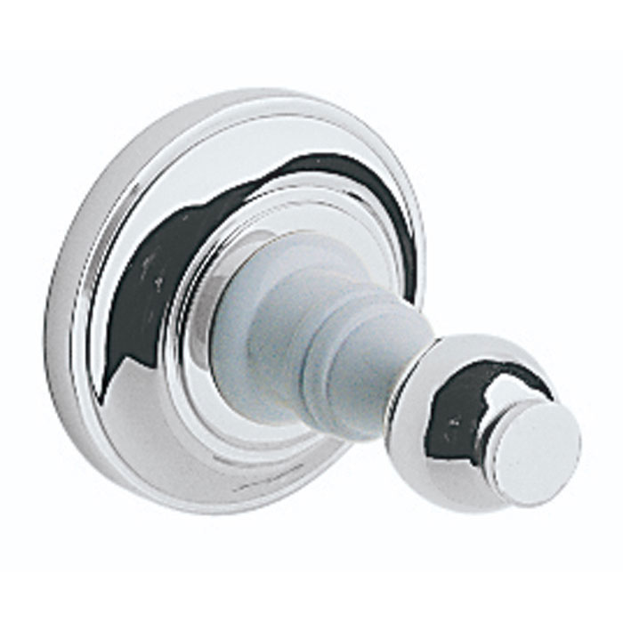 Heritage - Clifton Robe Hook - Chrome - ACC10 profile large image view 1