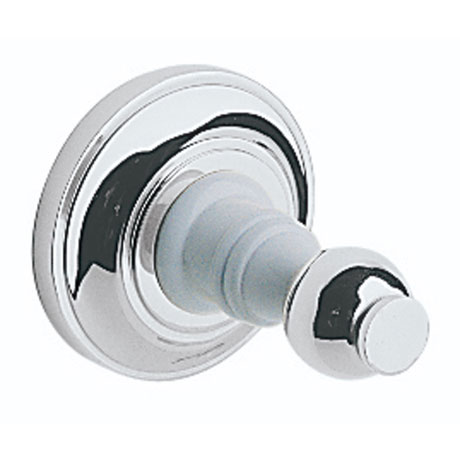 Heritage - Clifton Robe Hook - Chrome - ACC10