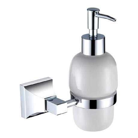 Heritage Chancery Soap Dispenser - Chrome - ACHSDIC