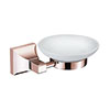 Heritage Chancery Soap Dish - Rose Gold - ACHSPDRG profile small image view 1