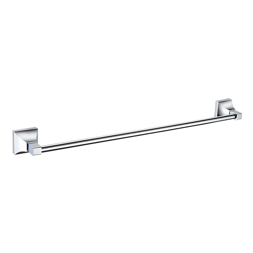 Heritage Chancery Single Towel Rail - Chrome - ACHSTRC Large Image