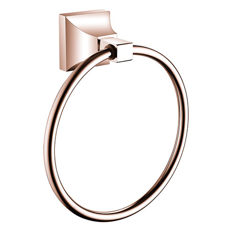 Heritage Chancery Towel Ring - Rose Gold - ACHTRGRG