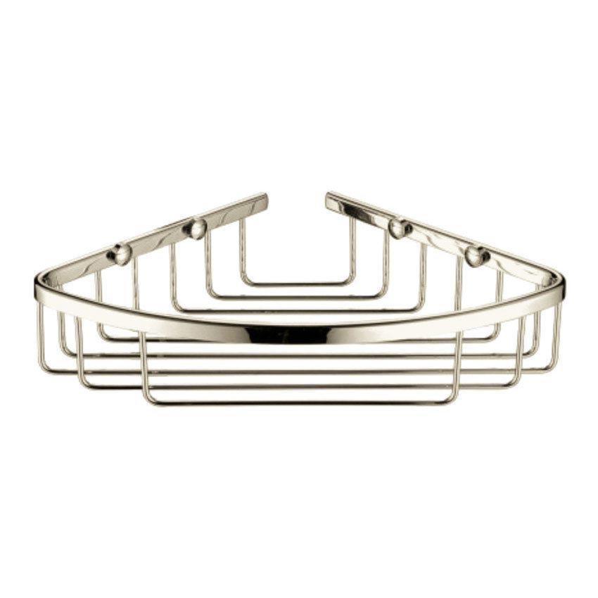 Heritage Corner Wire Basket - Vintage Gold - ACOB02G Large Image