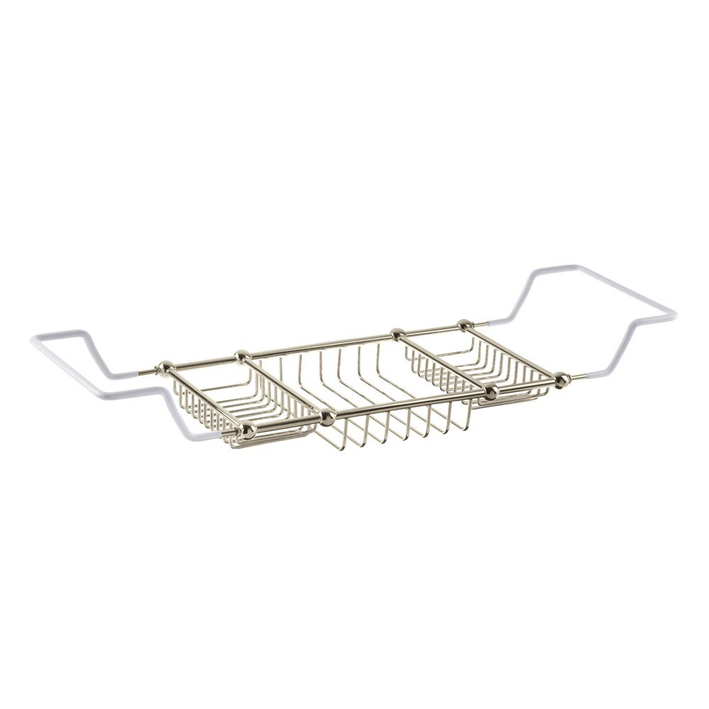 Heritage Bath Rack - Vintage Gold - ACOBHRG profile large image view 1