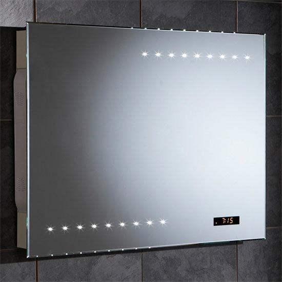 HIB - Acoustia Radiostar Mirror - 76070800 Large Image