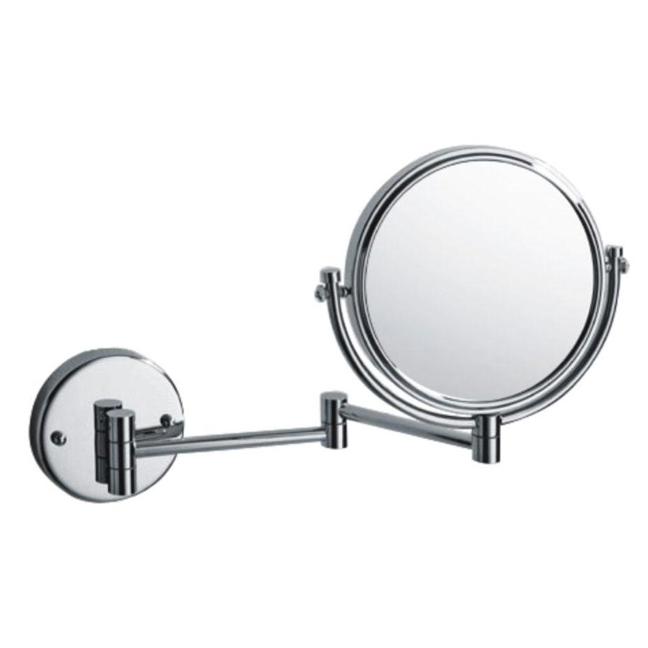 Heritage 8 Inch Wall Mounted Mirror - ACOWMMC Large Image