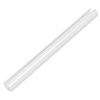 Talon Snappit Radiator Pipe Covers 15 x 200mm (Pack of 10) - White - ACSNW/10 profile small image view 1