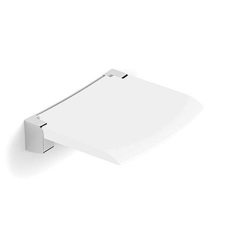 HiB White Shower Seat -  ACSSWHI01