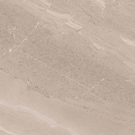 Acudo Stone Beige Effect Floor Tiles - 600 x 600mm