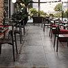 RAK Evoque Metal Grey Wall and Floor Tiles 600 x 600mm Small Image