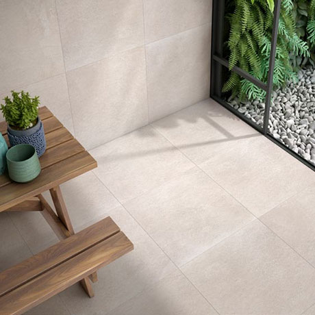RAK Fashion Stone Clay Wall and Floor Tiles 600 x 600mm