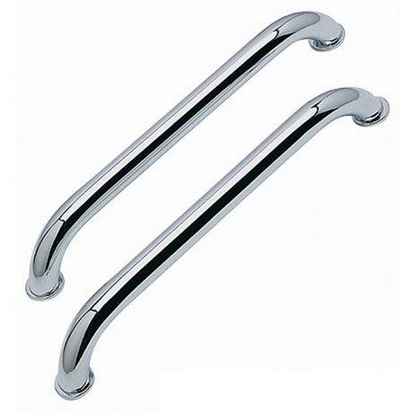 Heritage - Bath Grips - Chrome - AGC03