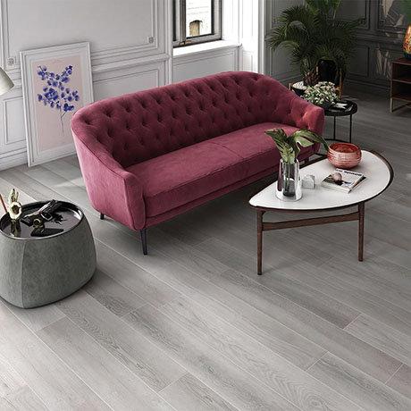 RAK Select Wood Ice Floor Tiles 195 x 1200mm
