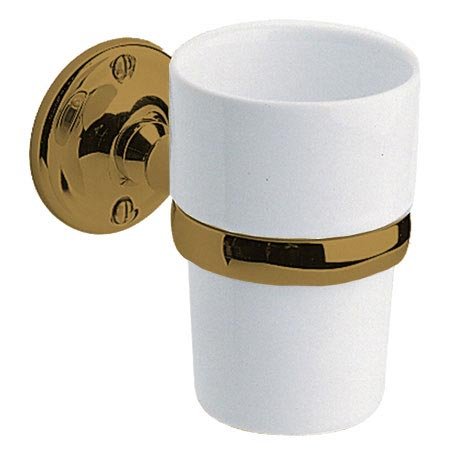 Heritage - Tumbler & Holder - Bronze - AHBR03