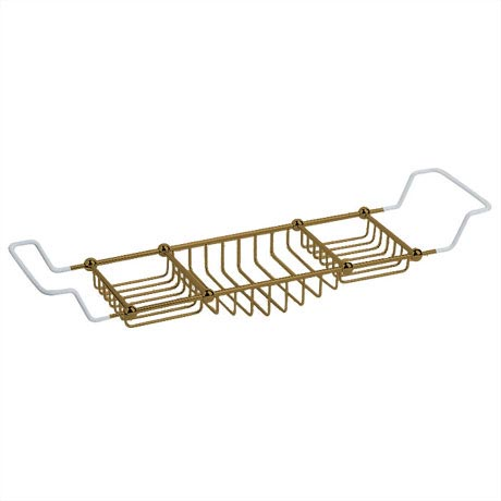 Heritage - Bath Rack - Bronze - AHBR11