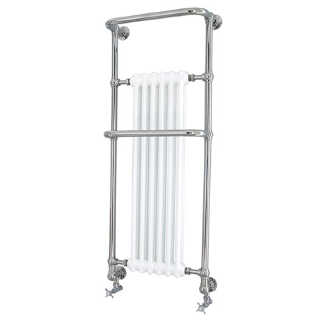 Heritage - Cabot Wall Mounted Heated Towel Rail - AHC102