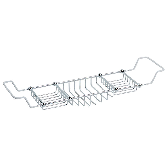 Heritage - Bath Rack - Chrome - AHC11 profile large image view 1