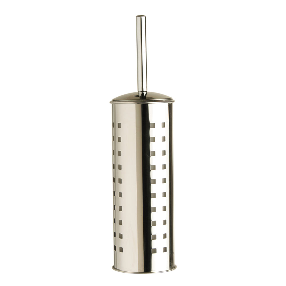 Heritage - Stainless Steel Toilet Brush - AHC43 Large Image
