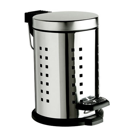 Heritage - 3 Litre Stainless Steel Pedal Bin - AHC44