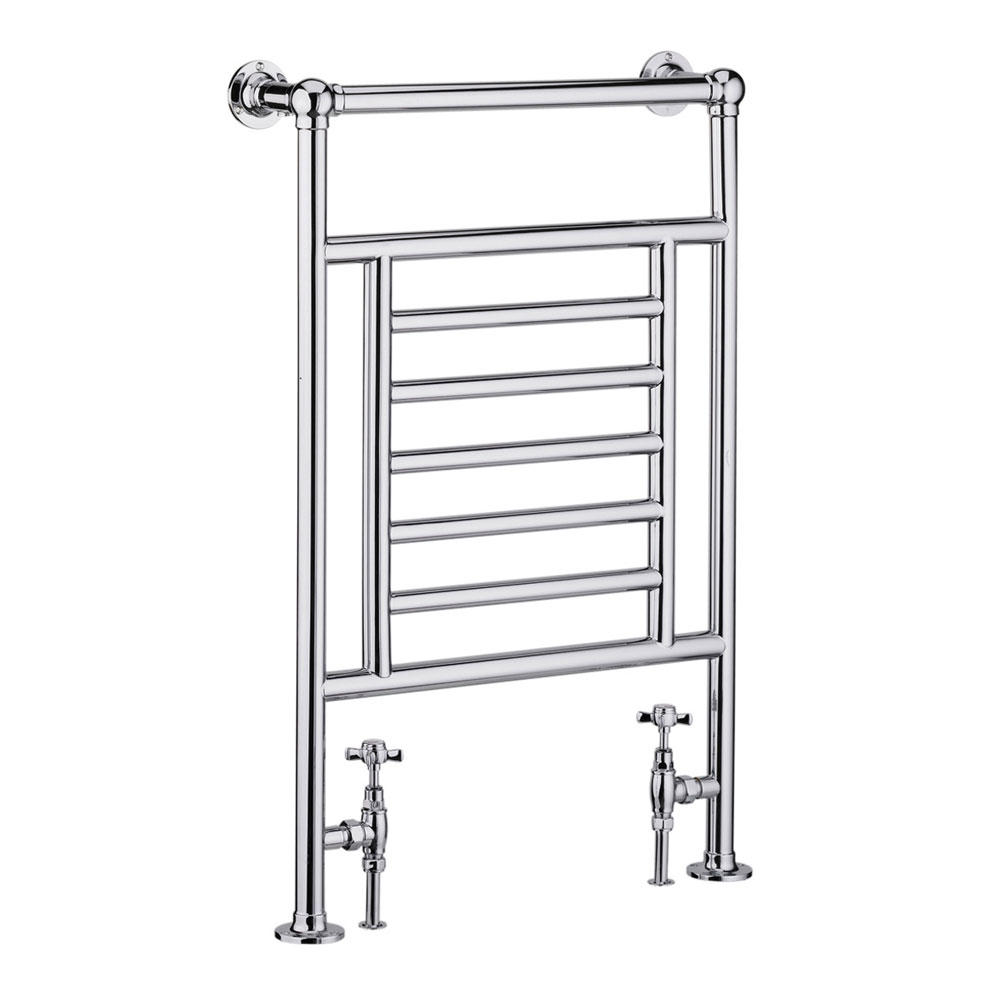 Heritage - Winchester Heated Towel Rail - AHC74 Large Image