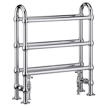 Heritage Oakham Clothes Horse Heated Towel Rail - AHC77