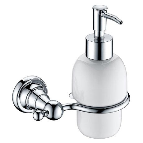 Heritage Holborn Soap Dispenser - Chrome - AHOSDIC