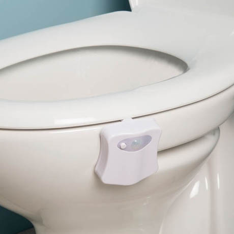 hot sale online ff945 15b6e Croydex Colour Changing Toilet Pan Night Light - AJ100122E