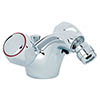 Mayfair - Alpha Mono Bidet Mixer Tap with Pop-up Waste - AL021 profile small image view 1