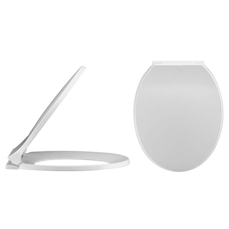Alaska Standard Soft Close Toilet Seat - AL10