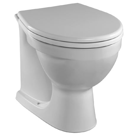 Twyford Alcona Back to Wall Toilet