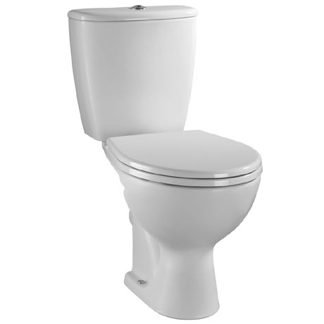Twyford Alcona Bottom Outlet Close Coupled Toilet