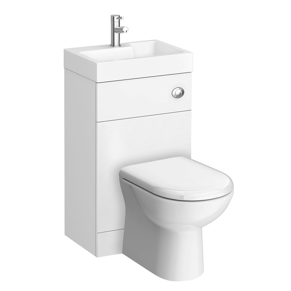 Alaska Combined Two In One Wash Basin Toilet Victorian Plumbing