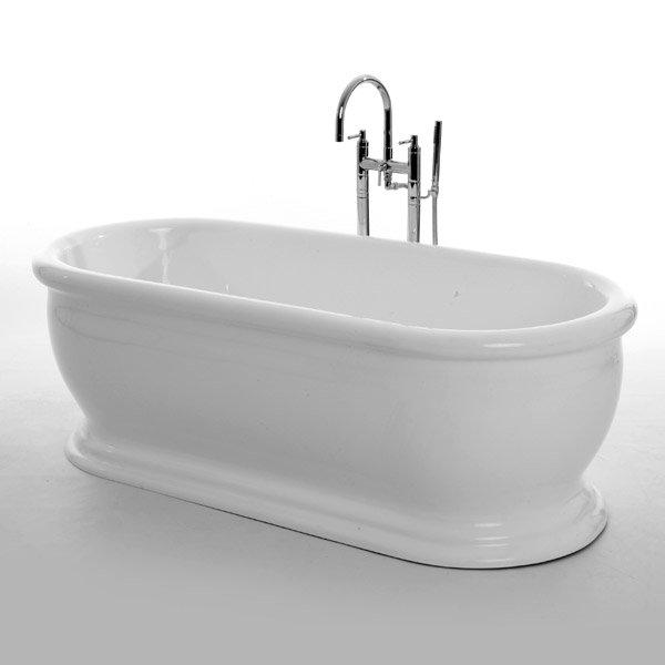 Royce Morgan Aldo 1750 Luxury Freestanding Bath profile large image view 1