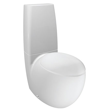 Laufen - Ilbagno Alessi One Close Coupled Toilet - ALESWC1