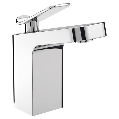 Bristan Alp Mono Basin Mixer with Clicker Waste