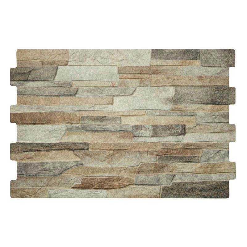 Textured Alps Stone Effect Wall Tiles - 34 x 50cm  Feature Large Image