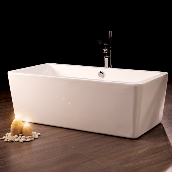 Royce Morgan Althorpe 1750 Luxury Freestanding Bath with Waste profile large image view 2