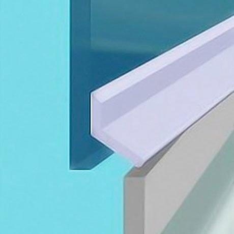 Croydex Universal Shower Door Seal Kit - AM160532