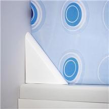 Croydex 125mm Curtain Clip - White - AM160622 Medium Image