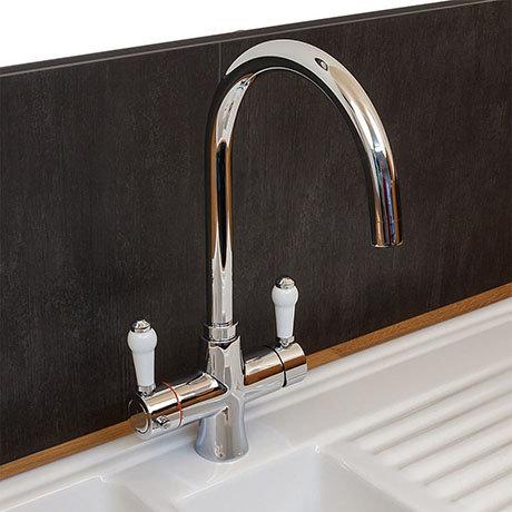 Reginox Amanzi Vechi 3-in-1 Instant Boiling Hot Water Tap