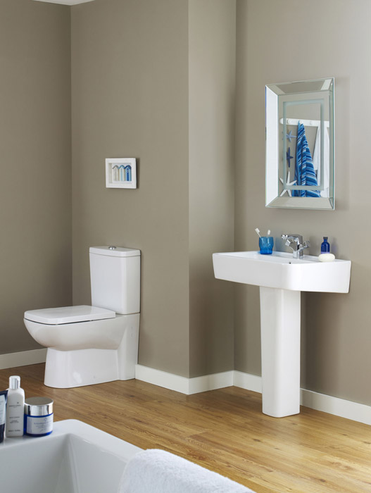 Premier - Ambrose 4 Piece Bathroom Suite profile large image view 1
