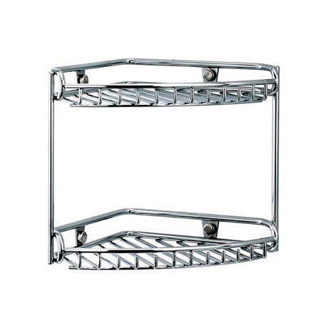 Triton Metlex Mercury 2-Tier Corner Basket - AME9022S