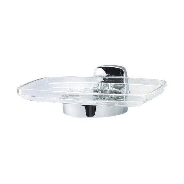 Triton Metlex Majestic Acrylic Soap Dish - AMJ0741C profile large image view 1