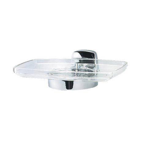 Triton Metlex Majestic Acrylic Soap Dish - AMJ0741C