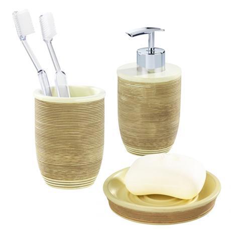 Wenko Amphore Bathroom Accessories Set