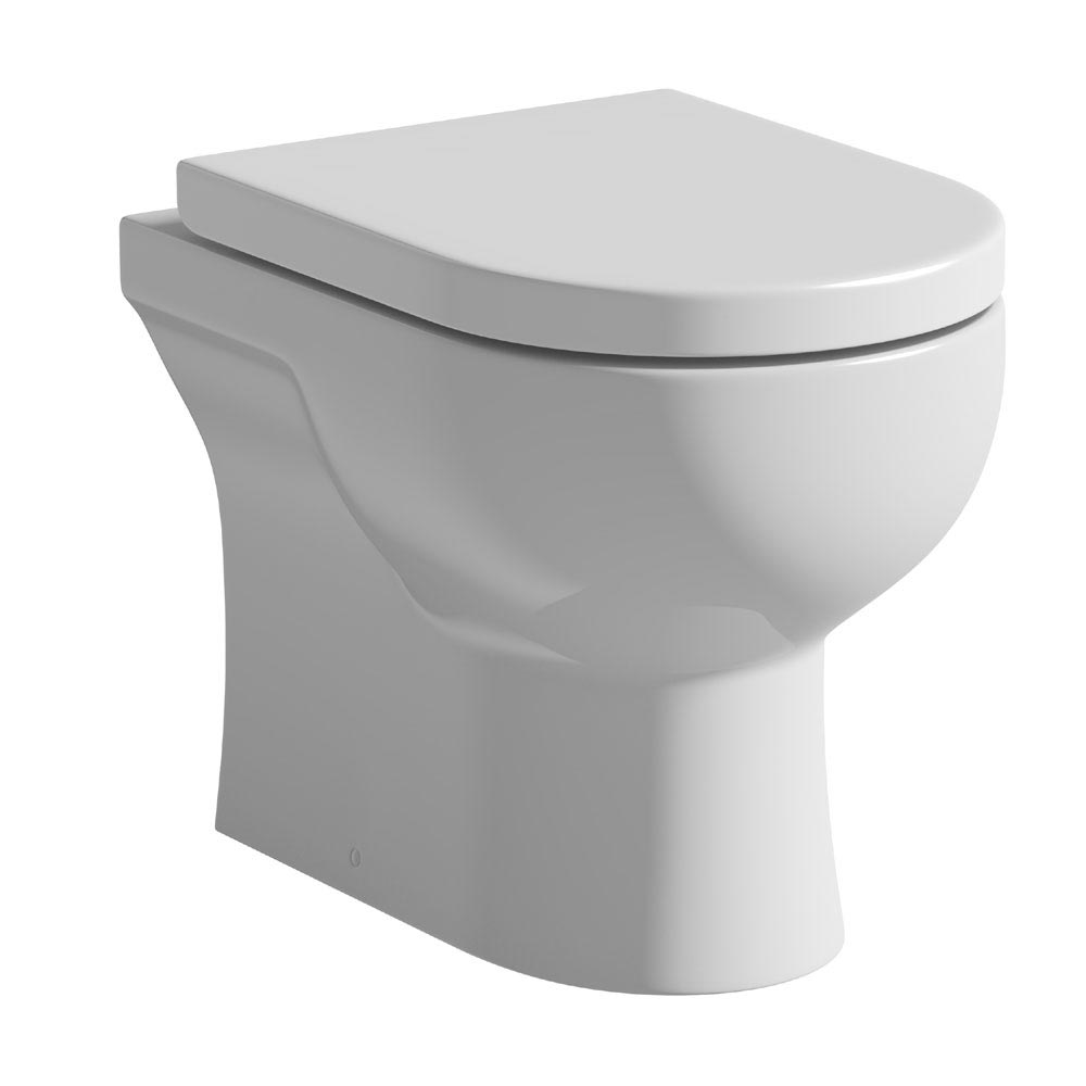 Tissino Angelo Back to Wall Pan + Soft Close Seat Large Image