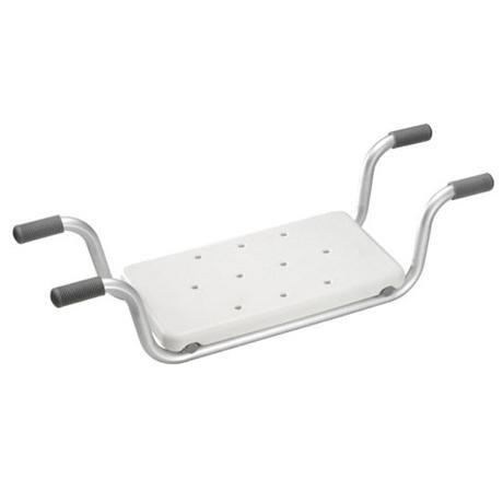 Croydex White Easy-Fit Bath Bench - AP210122