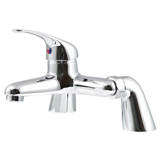Apollo Bath Filler - Chrome Profile Large Image